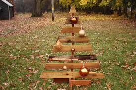 how to make a pallet christmas tree youtube