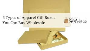 where can i buy gift boxes 6 types of apparel gift boxes you can buy wholesale the retail