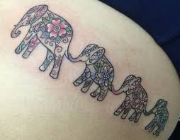 collection of 25 baby elephant design for