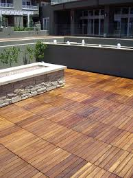 fire pit wood deck wood deck tiles design 4 less