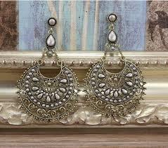 jhumkas earrings party wear royal indian jhumkas earrings bali bohemia drop dangle