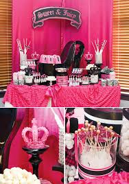 sweet 16 party themes sweet sixteenth birthday party hostess with the mostess