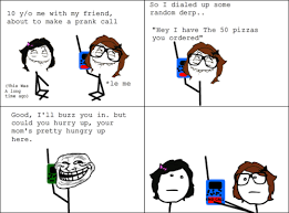 Trollface Meme - troll face meme reverse prank call by cuppycake103 on deviantart