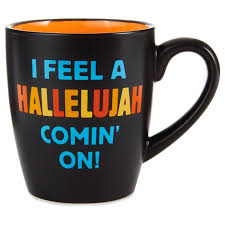 halloween coffee mugs hallelujah ceramic mug 14 oz mugs u0026 teacups hallmark