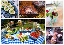 Backyard Picnic Ideas About Us Pitmaster And The Cook