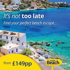 last minute holidays 2016 sunseeker holidays