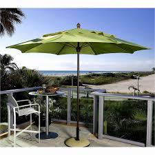 Rectangular Patio Umbrella With Solar Lights by Elegant Solar Patio Umbrella Patio Umbrella