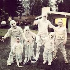 Mummy Halloween Costumes Girls Mummy Costume Kids Polkadot Chair