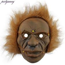 scary masks pf scary masks ghost skull mask for hombre masquerade