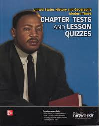 chapter tests and lesson quizzes united states history and