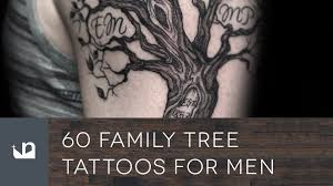 60 family tree tattoos for