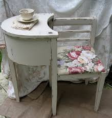 Shabby Chic Table by Vintage Phone Table Telephone Stand Gossip Seat Shabby Chic