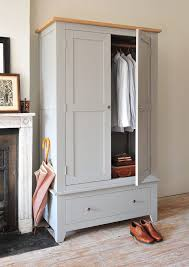 Bedroom Furniture Wardrobes by Best 25 Painted Bedroom Furniture Ideas On Pinterest White
