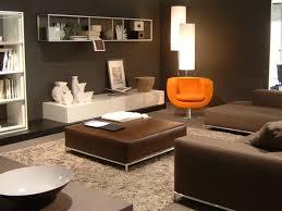 Ideen F Wohnzimmer Innenarchitektur Geräumiges Tapete Wohnzimmer Orange Tapete