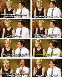 unrecognized jennifer lawrence the hunger games know your meme