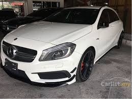 limited edition mercedes mercedes a45 amg 2014 4matic edition 1 2 0 in kuala lumpur