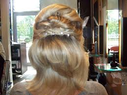 half up half down prom hairstyles for short style and