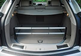 cadillac srx cargo space 2013 cadillac srx awd premium review test drive