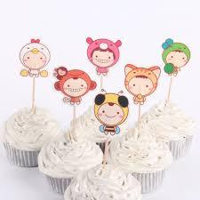 decoration cupcake anniversaire achetez en gros g u0026acirc teau d u0026 39 anniversaire chapeau en ligne à