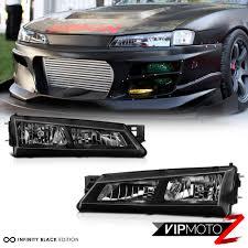 jdm nissan 240sx s14 s14 headlights ebay