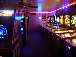 arcade room ideas