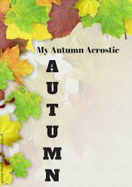 free printable autumn fall writing prompts for kids in the playroom