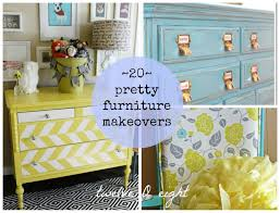 Old Furniture Makeovers New Pretty Furniture Home Interior Design Simple Excellent And