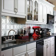 Home Depot Backsplash Kitchen Faux Tin Tile Backsplash Kitchen Cool Metal Home Depot Stainless