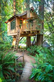25 amazing tree house designs 25 photos badchix magazine