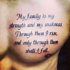 best 25 family quote tattoos ideas on pinterest tattoos about