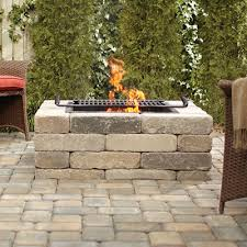Firepit Stones Outdoor Pits At The Home Depot