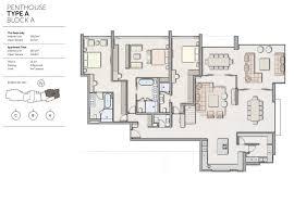 penthouse plans metropolis luxury apartments