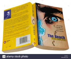 the beach by alex garland stock photo royalty free image