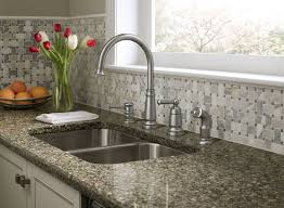 kitchen design best simple chrome moen kitchen faucet with up
