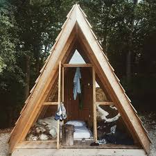 a frame cabin micro a frame cabin vacation rental for glamping