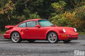porsche 930 turbo flatnose top eight rarest factory built porsche 911s of all time total 911