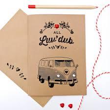 volkswagen van clipart all luvdub vw camper van card by papergravy notonthehighstreet com