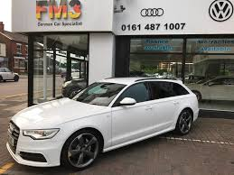 used audi a6 manual for sale motors co uk