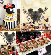 mickey mouse party ideas kara s party ideas mickey mouse pirate boy disney themed birthday
