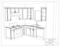 emejing kitchen cabinet design drawing images 3d house designs perfect draw kitchen cabinets layout d intended design decorating