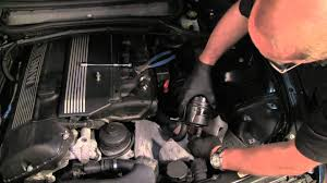 2002 bmw 745i transmission changing the power steering filter fluid on a bmw
