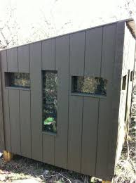 Sliding Deer Blind Windows Windows Are Made From 1 8