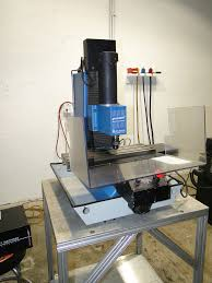 Bench Top Mill Prolight Cnc Mill Benchtop Milling Machine With Control R8