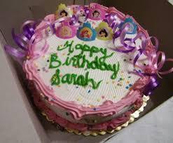 perfect birthday cake for the princess mommymandy l texas mom blog
