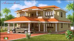 kerala style house with nadumuttam youtube