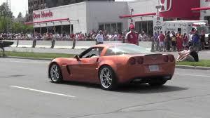 corvette clutch burnout corvette launch fail burnt clutch