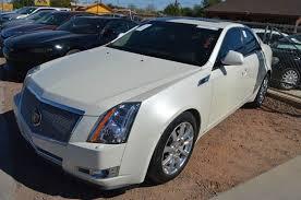 cadillac cts di 2008 cadillac cts 3 6l di 4dr sedan in gadsden az a and a auto sales