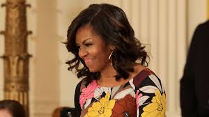 michelle obama shows off lob haircut at white house event today com