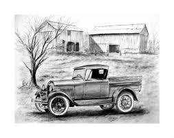 old cars drawings pictures old abandoned car drawings drawing art gallery