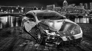 white volkswagen passat 2015 volkswagen passat cc tuning anime aerography city car 2015 el tony
